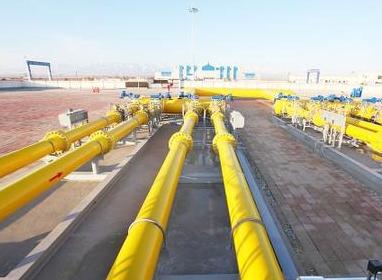 中海油年液化天然气接收能力已超过2700万吨