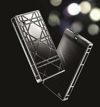 diorphone多少钱_dior phone触摸屏手机闪耀完美艺术精神