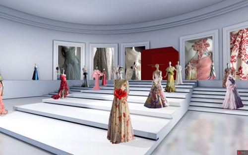虚拟结婚网站_valentino创建网上虚拟博物馆