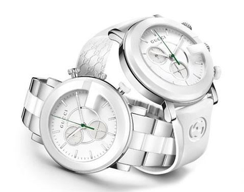 古驰(Gucci)G-CHRONO系列新款陶瓷手表