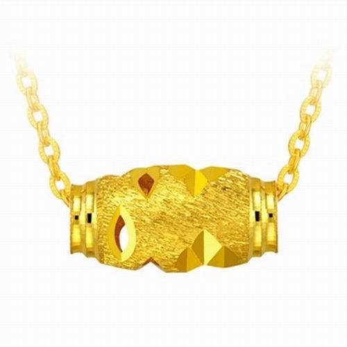 爱迪尔珠宝足金鸿福路路通吊坠图片 珠宝图片 珠宝产品 金高清图片