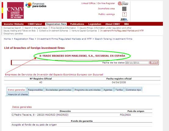 西班牙国家证券市场委员会(CNMV)