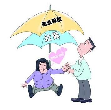社会保险业务和商业保险的联系
