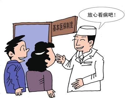 社会医疗保险制度