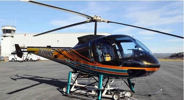恩斯特龙480b;; 280fx直升机参数; 活塞式空中跑车直升机 恩斯特龙480