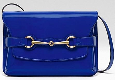 Gucci(古驰)2013春夏系列锁扣单肩包-箱包-奢侈