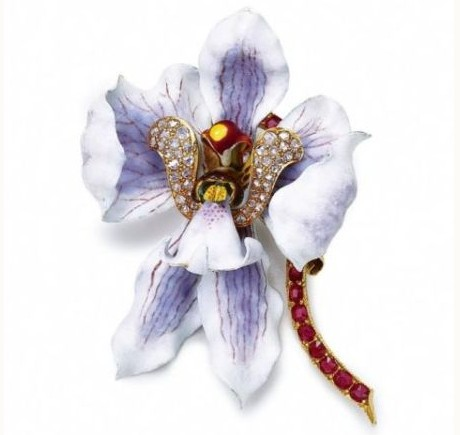 Tiffany蒂芙尼经典珠宝设计作品盘点