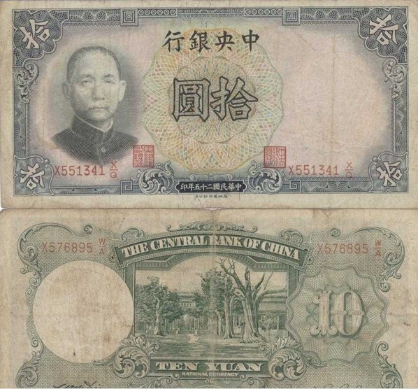 怎么辨别民国纸币的真假?教你如何识别民国纸币真伪方法