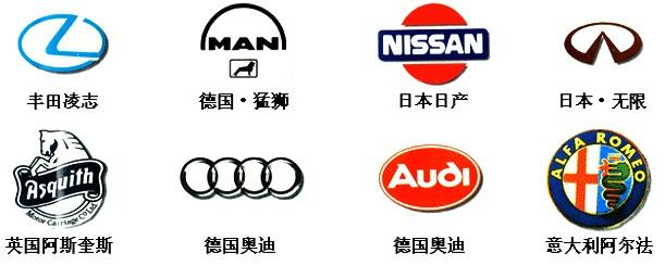 世界名车标??f?x?~ZJ~XZ_世界名车标志大全介绍