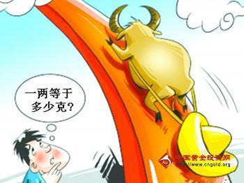 香港黄金一两等于多少克