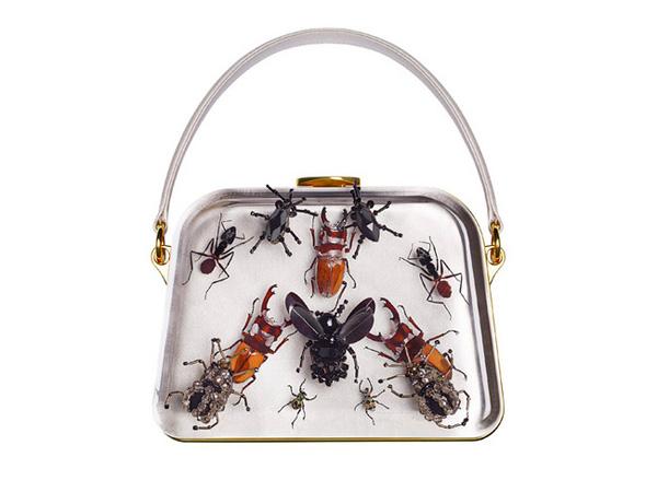 包包_prada x damien hirst全新「昆虫学」限量包包