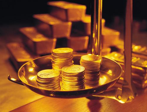 纸黄金的价格走出破位的行情可能性极小