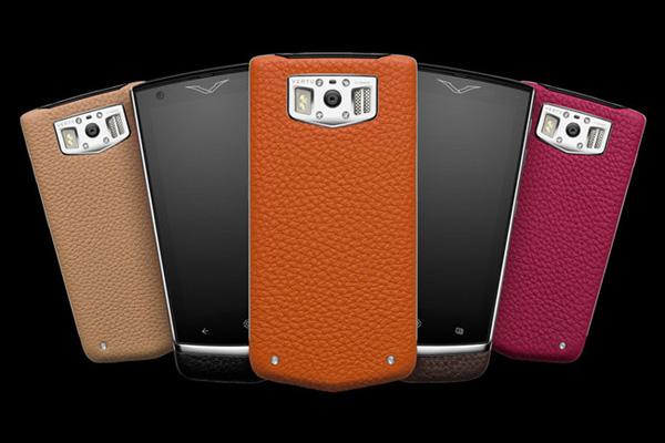 Vertu上海璀璨发布全新星座系列奢侈品手机