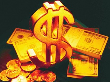 现货黄金下行趋势明显 目前已接近本年低点