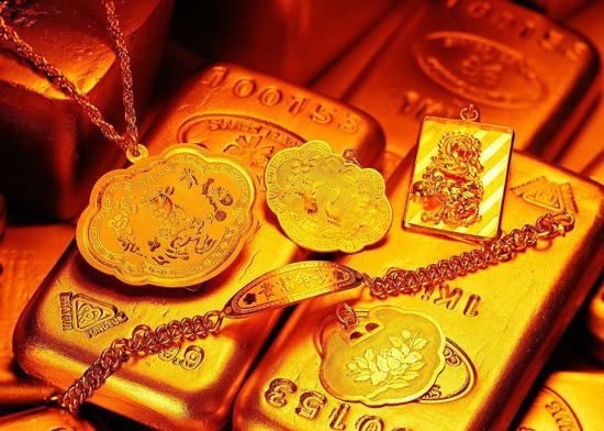 黄金多少钱一克 短线维持震荡谨防随时回撤