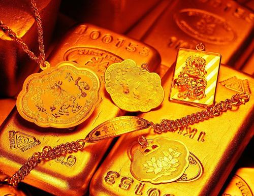 上海黄金价格区间横盘浮动 非农前市场谨慎