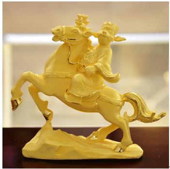 太阳金店开展黄金饰品大幅度降价活动