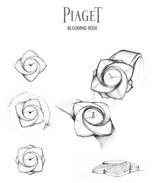 piaget伯爵全新概念腕表 交织珠宝魔法