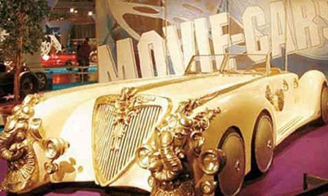 世界上最贵的车排名