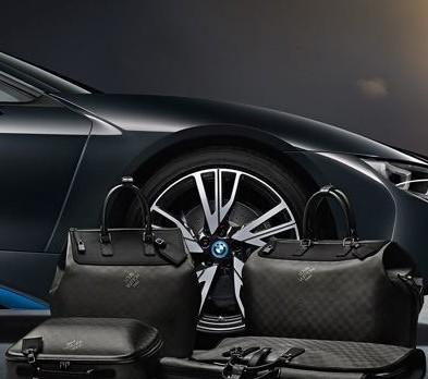 路易威登推出BMW i8碳纤维箱包定制系列