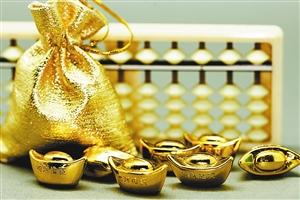 多重利好推高黄金价格 小时线背离预示金价涨势难持久
