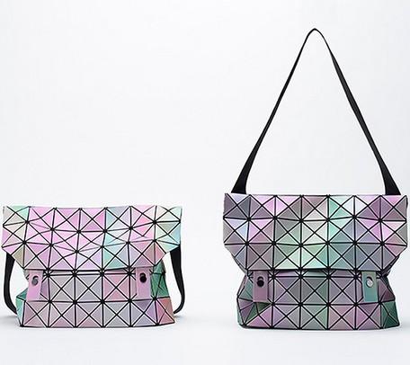 Issey Miyake「Bao Bao」系列几何概念包包