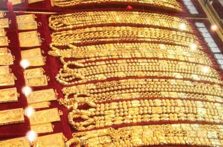 节日刺激金银珠宝销量大增 安徽前2个月同比销量增2成