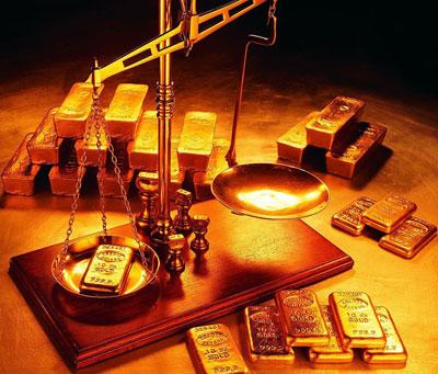 黄金价格多头局势宣告败落 年内金价或跌至1200
