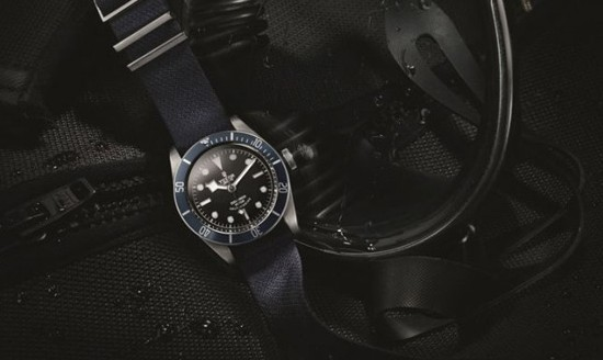 Tudor帝舵表全新「Heritage Black Bay」腕表