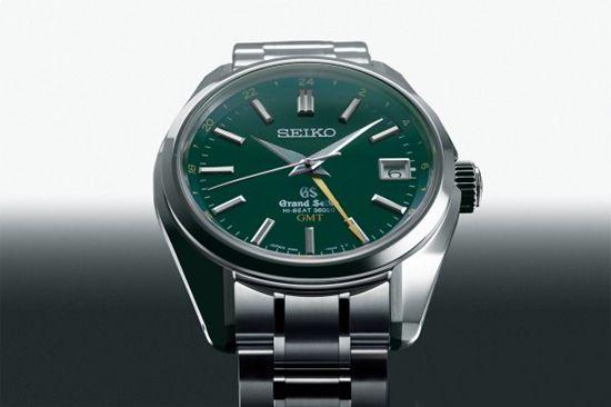 SEIKO精工全新Hi-beat 36,000转GMT限量版腕表