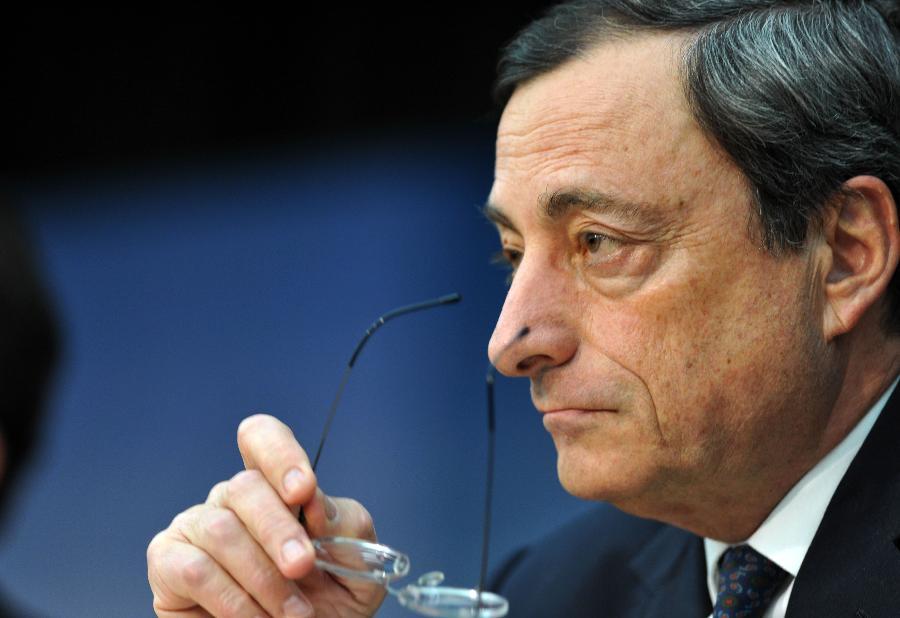 通缩利剑悬挂 欧洲央行示爱QE不容易