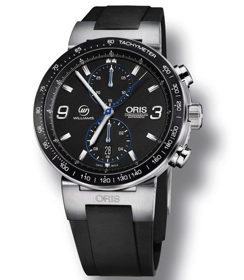 ORIS 豪利时推出F1第600场比赛限量腕表