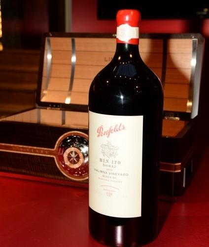 奔富再造世界名酒 Bin170单瓶售价高达6万美元