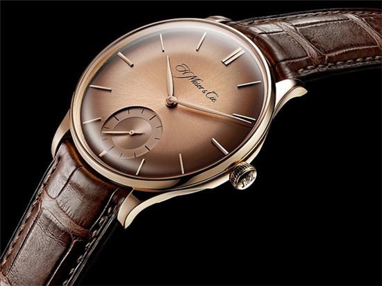亨利慕时手表品牌推出全新「Venturer」系列腕表