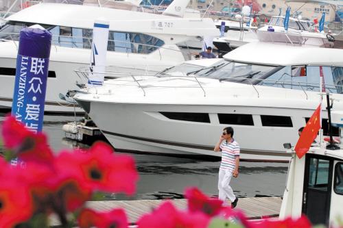 大连游艇租赁价格昂贵 80%的人望而却步