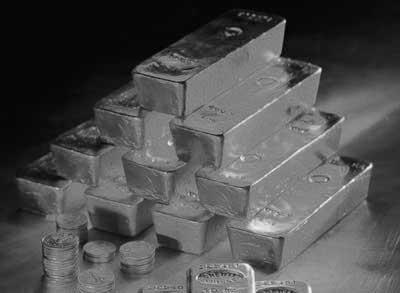 经济数据良莠不齐 白银价格获利回吐