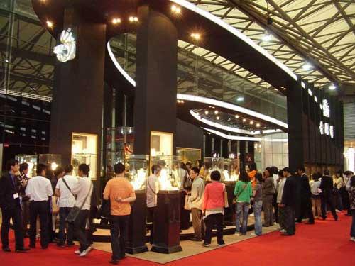 老凤祥奏响2014上海国际珠宝首饰展览会华丽乐章