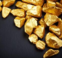 黄金大幅下跌 创近4个月以来新低