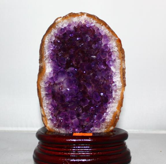 紫水晶的含義