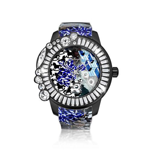 迦堤推出崭新的「Glorious梦幻花都」系列腕表