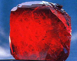 合成红宝石