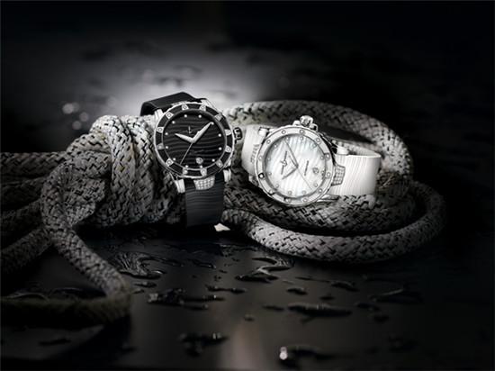 Ulysse Nardin 全新推出「美人鱼」系列腕表