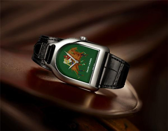 Ralph Lauren(拉夫劳伦)推出手工珐琅系列腕表
