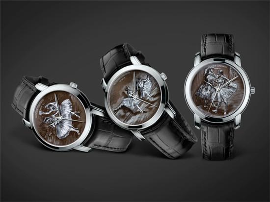 江诗丹顿艺术大师系列推出三款腕表新品