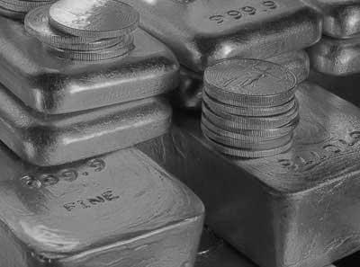 巴以爆發沖突 倫敦銀價得到提升