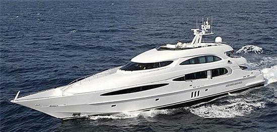盘点世界上速度最快的十款游艇