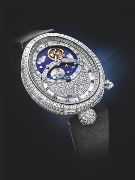 Breguet(宝玑表)推出「Reine de Naples」系列腕表