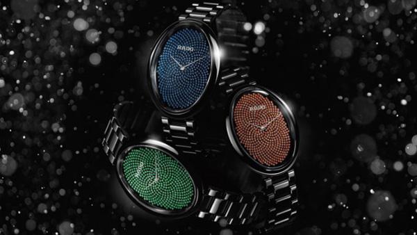 雷达表推出三款「DiaMaster」钻霸系列限量版腕表