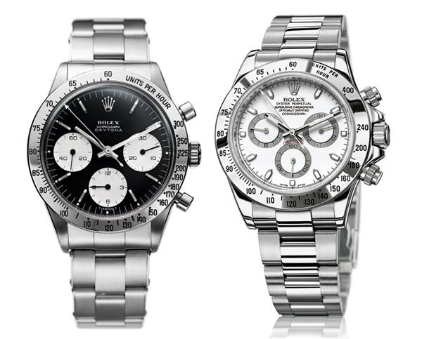五款标志性计时腕表在辉煌历史中名声显赫