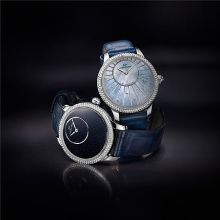 Jaquet Droz(雅克德罗)全新35毫米时分小针盘腕表